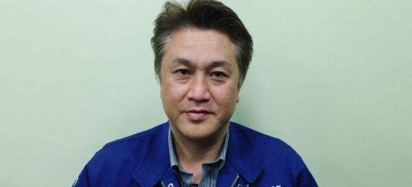 営業 古谷 智明